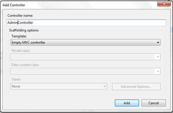 How to create a simple blog using ASP NET MVC - Part II